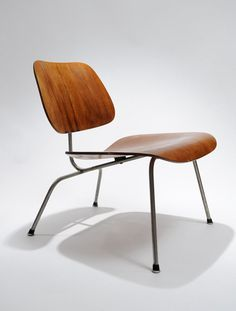 Original Charles & Ray Eames LCM chair from the 1950s Herman