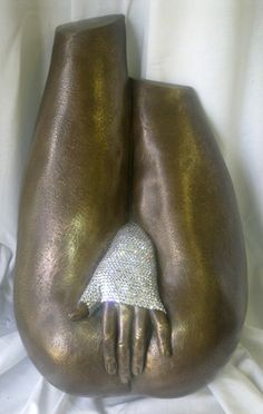 Midge Johansen I'm Bad! - 2014 Cold-cast bronze with crystal diamonte (wall piece) (L) x (W) x (D) Best Clips, August 2014, Exhibit, Michael Jackson, Contemporary Art, It Cast, Bronze, Australia, Cold