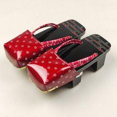 Japanese Rain shoes...What?