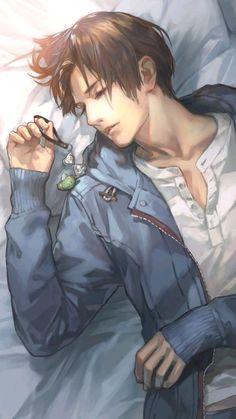 Toraware no paruma android/ios mobile app game anime guy hot, anime boys, c Hot Anime Boy, M Anime, Chica Anime Manga, Manga Boy, Fanarts Anime, Cute Anime Guys, Anime Boys, Brown Hair Anime Boy, Yandere Manga