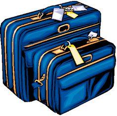 tan suitcase images clipart pinterest suitcase rh pinterest co uk luggage clip art free luggage clipart free