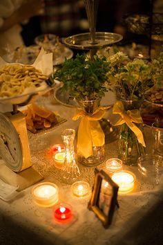 Table/ テーブル / Table arrange / テーブルアレンジ / 机 / arrange/ 装飾 / 飾り / 装花 /crazy wedding / ウェディング / 結婚式 / オリジナルウェディング/ オーダーメイド結婚式
