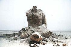 Zhang Huan: Ash - Telegraph