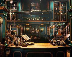 Outlander: Master Raymond's 18th Century Apothecary