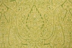 Tommy Bahama Malokai Printed Linen Blend Drapery Fabric in Key Lime $11.95 per yard