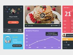 Playful Ui Kit