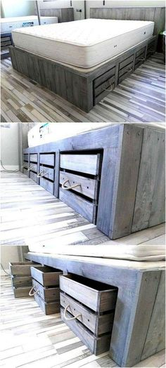 Creative Storage Design For Small Spaces Bedroom Ideas 20 Smart DIY Hidden Storage Ideas that Keep Clutter in. Ikea Small Spaces, Small Closet Space, Small Space Living Room, Small Space Storage, Under Bed Storage, Diy Furniture For Small Spaces, Interior Design Ideas For Small Spaces, Hidden Storage, Bedroom Storage For Small Rooms