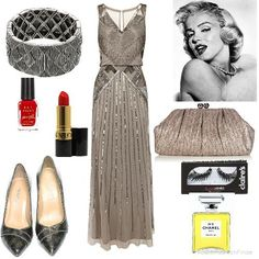 Old Hollywood Glamour | Women's Outfit | ASOS Fashion Finder AWESOME INSPIRATION