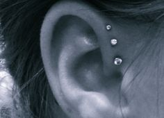 Love it... Might just have to get this simple piercing
