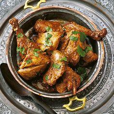 Huhn mit Joghurt Rezept | Küchengötter