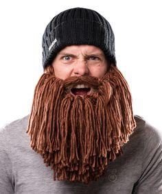 Our Viking beard hat range will help you unleash that inner barbarian! Our Viking Beard hat offers a selection of colors and beard styles. Crochet Mustache, Crochet Beard, Bonnet Crochet, Knitted Beard, Beard Winter, Warm Winter Hats, Winter Caps, Beard Beanie, Beanie Hats