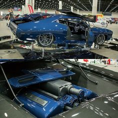 """1976 Ford Falcon XB Coupe """"XBOSS"""""""