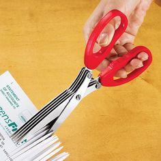 Shredding Scissors