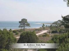 St. Andrews State Park in Northwest Florida.