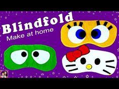 aayu and pihu craft show - YouTube Diy Crafts Hacks, Home Crafts, How To Make Blinds, Diy For Kids, Crafts For Kids, Makeup Challenges, Foam Sheets, Diy Games, Toy Craft