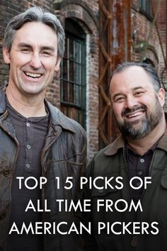 One man's junk is another man's treasure. You'll be in awe knowing how much these junks were bought by the American Pickers. Do you have vintage items at home? They might give you a pile of money!