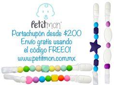 Código FREE01 www.petitmon.com.mx