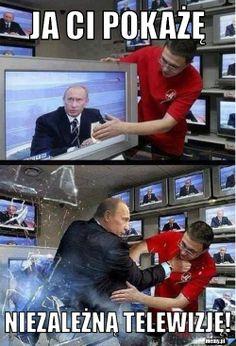 Ja Ci pokażę niezależną telewizję!
