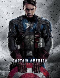 Captain America The First Avenger booklet for Steelbook