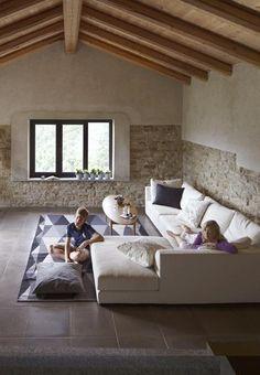 Una casa con espíritu danés en Italia