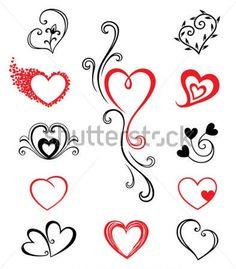 Heart Stencil - Heart Free Tattoo Stencil - Free Heart Tattoo Designs For Women - Customized Free Heart Tattoos - Free Heart Printable Tattoo Stencils - Free Heart Printable Tattoo Designs Trendy Tattoos, Black Tattoos, Body Art Tattoos, New Tattoos, Tribal Tattoos, Small Tattoos, Bird Tattoos, Aries Tattoos, Tattoos Skull