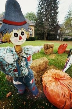 How to Make a Scarecrow Mask Craft for Kids