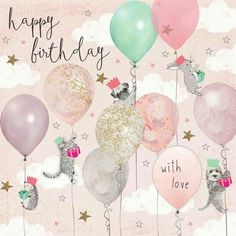 Birthday Quotes : Happy Birthday with love… Birthday Greetings For Facebook, Happy Birthday Wishes Cards, Happy Birthday Girls, Birthday Girl Meme, Happy Birthday Images, Happy Birthday With Love, Happy Birthday Vintage, Birthday Ideas, Birthday Girl Pictures