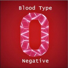 I Have Blood Type O Negative. All my Siblings/Parents have a Positive Blood Type. So, I am Unique in my Family :)