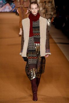 Fall 2014 Trend Reports - The Warm and Fuzzies - Etro