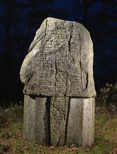 Reading the runestones of Denmark