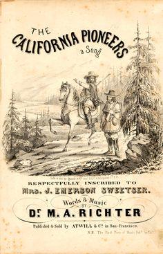Sheet Music: A Window on 19th-Century California (