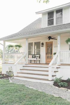 country farmhouse porch decorating ideas