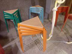Acciaio series - Making of a Stool...