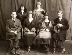 George far left seated, Helen is right standing Greek Royal Family, Romania, Georgia, Descendants, Queens, Relationships, Greece, Shelf, Dating