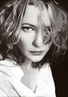 Cate Blanchett wow. FHU