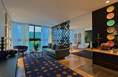 Casa Cor MG 2014 Ambiente premiado Apartamento do Hóspede por Erika Viana