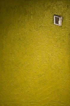 Sahin Celikten / Grüner Zement - green Cement / Übermalte Fotografie, Zement auf Aluplatte - Overpainted Photography, Cement on aluminum plate / 80 x 53 cm