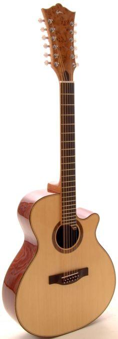 John Marlow 12 string Guitar --- https://www.pinterest.com/lardyfatboy/