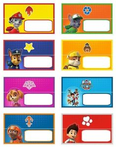 """Free Printable Paw Patrol Food Labels - Invitation Templates DesignSearch Results for """"free printable paw patrol food labels"""" – Invitation Templates Paw Patrol Party Favors, Paw Patrol Invitations, Party Invitations Kids, 4th Birthday Parties, 3rd Birthday, Birthday Ideas, Cumple Paw Patrol, Paw Patrol Birthday, Puppy Party"""