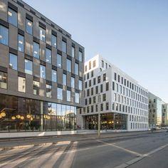 Schweigaardsgate 21 + 23,Courtesy of Lund+Slaatto Architects