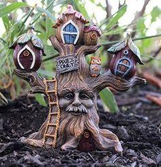 Giftcraft Miniature Fairy Garden 5.5