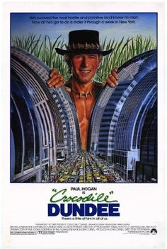 Crocodile dundee movie in english. The movie crocodile dundee, although displaying the bush as a. Crocodile dundee star paul hogan's wife, linda hogan, has filed for. Classic 80s Movies, Classic Comedies, Great Movies, Awesome Movies, Crocodile Dundee, Love Movie, I Movie, Movies Showing, Movies And Tv Shows