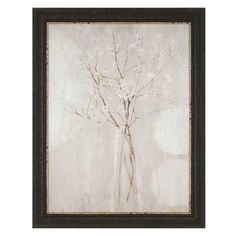 Paragon Champagne Blossoms Framed Wall Art | from hayneedle.com