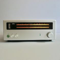 Braun electrical - Audio - Braun CE 251 receiver