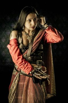 #amWriting #Steampunk | I think this is awesome. http://www.steampunkindia.com/gallery.html
