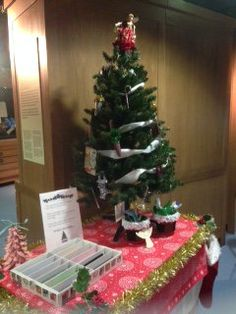 Christmas activities at the Florence Nightingale museum. Embedded image permalink