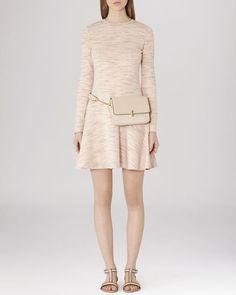 Reiss Dress - Bessy Sparkle Knit