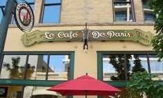 Many local restaurants within the Treasure Valley features Le Cafe' De Paris' breads and other products on their menus including: Red Feather Lounge, Bittercreek Alehouse, The Reef, The Front Door, Bardenay, Season's Deli, Donny Mac's, Stan's Hot Dogs, Tully's, The Fixx Coffeehouse, Brick 29, and many others.  http://lecafedeparis.com/