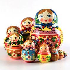 Russian Nesting Dolls