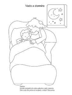 La maestra Linda : La mia giornata Pinocchio, Routine, Clip Art, Mamma, Education, Drawings, Sunday School, Autism, Calendar